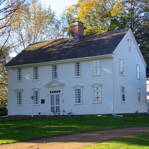 A New History for an Old House
