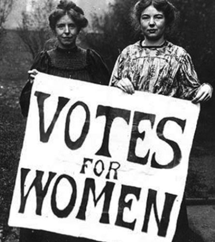 Yellow Roses: Voices of Women's Suffrage